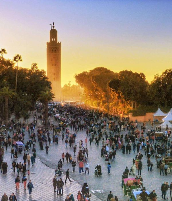 Marrakech Private Guided Tour